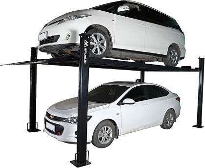 APlusLift HW-8S 8,000LB Portable Storage Service Car Auto Lift