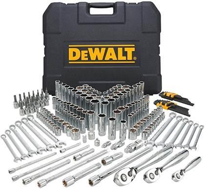DEWALT Mechanics Tools Kit