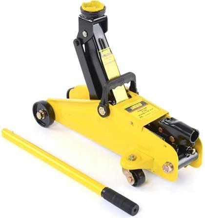 JEGS 79000 2-Ton Hydraulic Utility Floor Jack