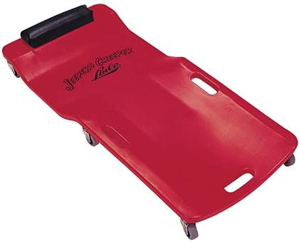 Lisle 92102 Red Plastic Creeper