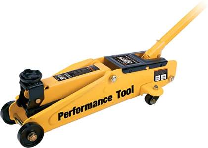 Performance Tool W1611 Trolley Jack with Case - 2.25 Ton