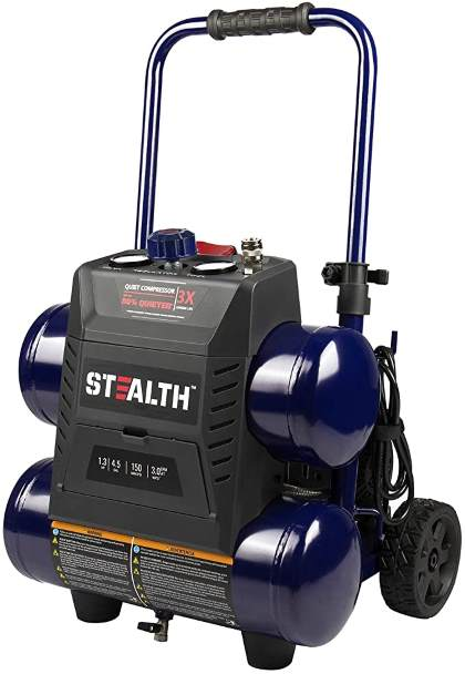 Stealth Ultra Quiet Air Compressor