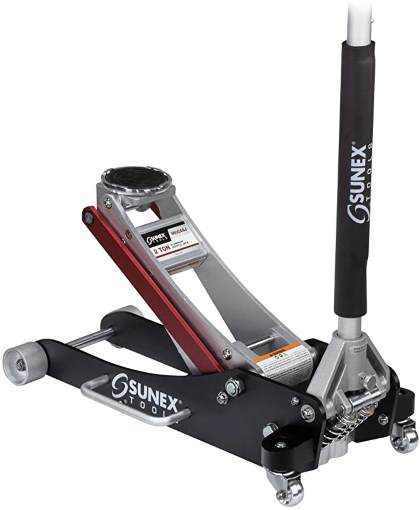Sunex Tools 6602ASJ Aluminum Service Jack