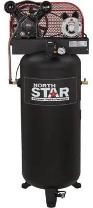 NorthStar Belt-Drive Electric Stationary Air Compressor