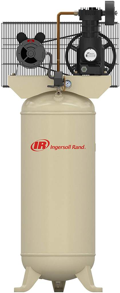 SS5 5HP 60 Gallon Single Stage Air Compressor