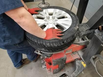 clamping wheel image