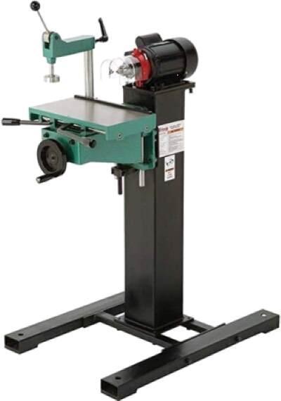 horizontal drill press image