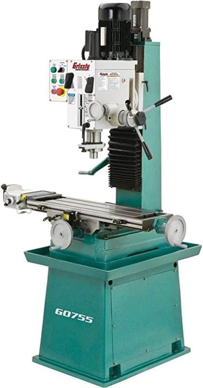 mill drill image
