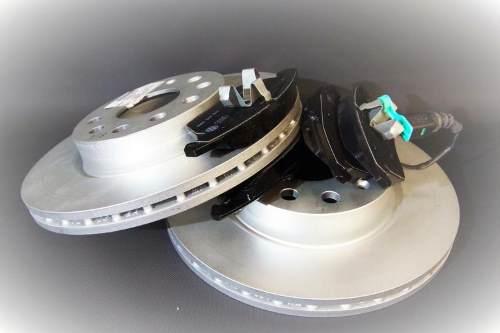 change brakes regularly