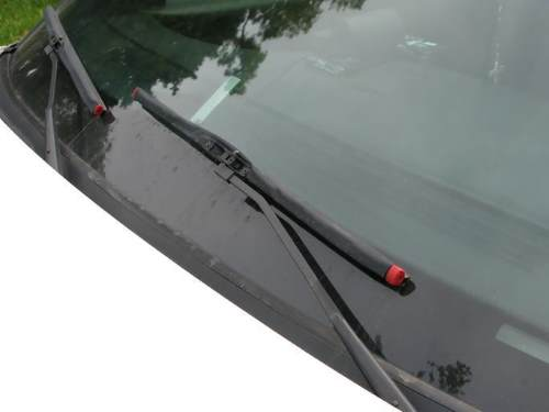 replace wiper blades regularly