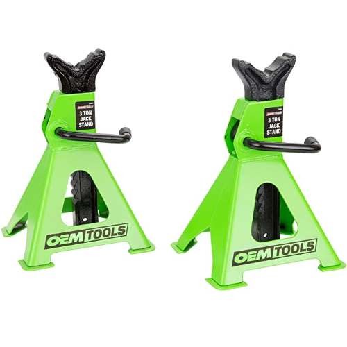OEM Tools 3-Ton Jack Stands