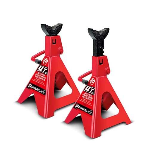 Powerbuilt 647529 4-Ton Jack Stands