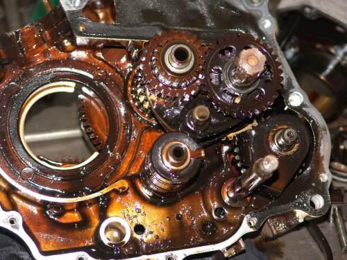 oily engine